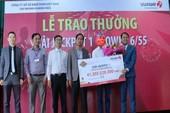Đắk Lắk đã có người trúng Vietlott trị giá hơn 41 tỉ đồng