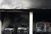 Bình Thuận đề nghị Thủ tướng cho Sở KH&ĐT thay xe bị đốt