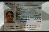 Hỗ trợ tìm kiếm thanh niên Tây Ban Nha mất tích