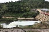 Xả nước hồ sông Quao từ 15 giờ, chuẩn bị sơ tán, cứu hộ