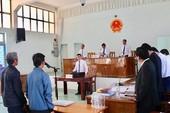VKSND Cấp cao bác đơn 2 nông dân kêu oan tội 'nhận hối lộ'