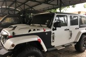 Báo cáo vụ 'phù phép đấu giá xe jeep khủng' của Mỹ