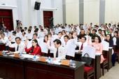 Chủ tịch HĐND tỉnh Bình Thuận không có phiếu tín nhiệm thấp