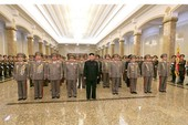 Xem Triều Tiên rầm rộ kỷ niệm sinh nhật Kim Jong-il