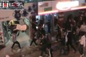 CĐV Galatasaray dọa Chelsea bằng màn ẩu đả giữa phố