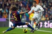 "Tin buồn cho Real: Ronaldo lỡ trận ""El Clasico"""