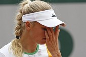 Serena Williams lại chạm đến nỗi đau thất tình của Wozniacki