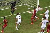 Klose san bằng kỷ lục ghi bàn, Đức suýt chết trước Ghana