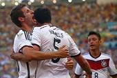Đức 1-0 Pháp: Xe tăng lì lợm vượt qua gà trống