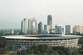 Đăng cai Asiad, Indonesia 'rót' gần 100 triệu USD xây làng VĐV