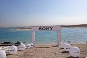 Cận cảnh cửa hàng smartphone dưới nước của Sony