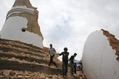 Các cổ vật và tàn tích di sản văn hóa Nepal bị bỏ mặc