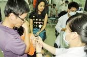 Tháng 4, sẽ có 160.000 liều vaccine viêm não mô cầu