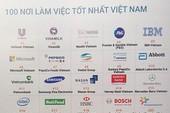 Nhiều công ty Việt vào danh sách 100 nơi làm việc tốt nhất