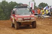 Đã mắt với Giải đua xe ô tô địa hình Việt Nam 2016