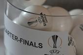 Bốc thăm tứ kết Europa League: MU 'dễ thở'