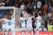 Ronaldo tịt ngòi, Real Madrid vẫn thắng đậm