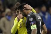 Giọt nước mắt không vô nghĩa của thủ thành Buffon