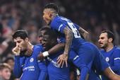 Chelsea bay vào bán kết nhờ bàn thắng phút bù giờ