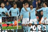 Man City lập kỷ lục thắng liền 18 trận ở Premier League