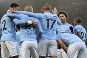 Man City thắng dễ Watford, băng băng về đích