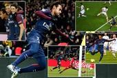Neymar ghi 4 bàn, PSG vùi dập Dijon với tỉ số khó tin