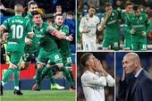 Real Madrid bị loại sốc ngay trên sân nhà