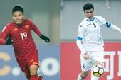 5 cuộc đối đầu nảy lửa giữa U-23 Việt Nam và Uzbekistan