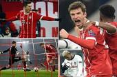 Messi giải cứu Barca, Bayern đặt cả hai chân vào tứ kết