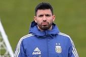 Aguero ấn định ngày rời bỏ Man. City