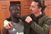 Ibrahimovic trở lại MU… đòi đấm Bailly