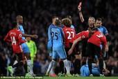 Mourinho lo lắng vì trọng tài bắt trận MU - Man. City