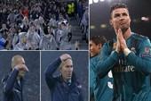 Ronaldo ghi siêu phẩm: Zidane ôm đầu, đối thủ thán phục