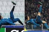 Lộ bằng chứng siêu phẩm của Ronaldo không phải 'ăn may'