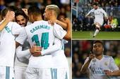 Thắng nhẹ đội chót bảng, Real Madrid đòi lại vị trí thứ 3