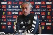 HLV Jose Mourinho nói về ngày tạm biệt của MU