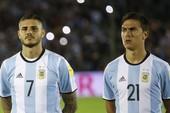 Argentina công bố đội hình dự World Cup 2018: Đáng tiếc Icardi