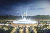 Hình ảnh tuyệt đẹp về 12 sân vận động tổ chức World Cup 2018