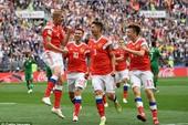 Chuyên gia nói gì sau hiệp 1 trận khai mạc World Cup 2018?
