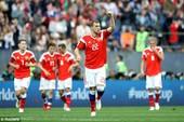 Nga - Saudi Arabia (5-0): Mở màn mỹ mãn của chủ nhà
