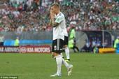 Có ai thấy nhà vô địch thế giới Đức ở đâu không?