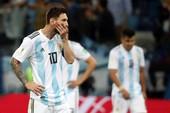 Nhìn lại diễn biến trận Argentina thua thảm Croatia 0-3