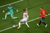 Cực sốc: De Gea lần đầu tiên cứu thua ở World Cup sau 205 phút