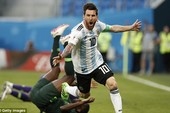 Vòng knock-out World Cup 2018: Chờ Messi 'đấu' Ronaldo