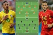 Brazil sẽ thắng dễ Bỉ