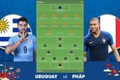 Uruguay không Cavani, Pháp bớt lo xây hàng thủ