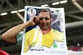 Fan Argentina hò hét tưng bừng mừng Brazil chia tay World Cup