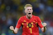 Cầu thủ xuất sắc nhất trận Bỉ - Brazil đã nói gì?