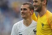 Lí do Griezmann ghi bàn vào lưới Uruguay nhưng không ăn mừng