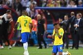 Nhìn lại trận thua tan nát cõi lòng của Brazil trước Bỉ